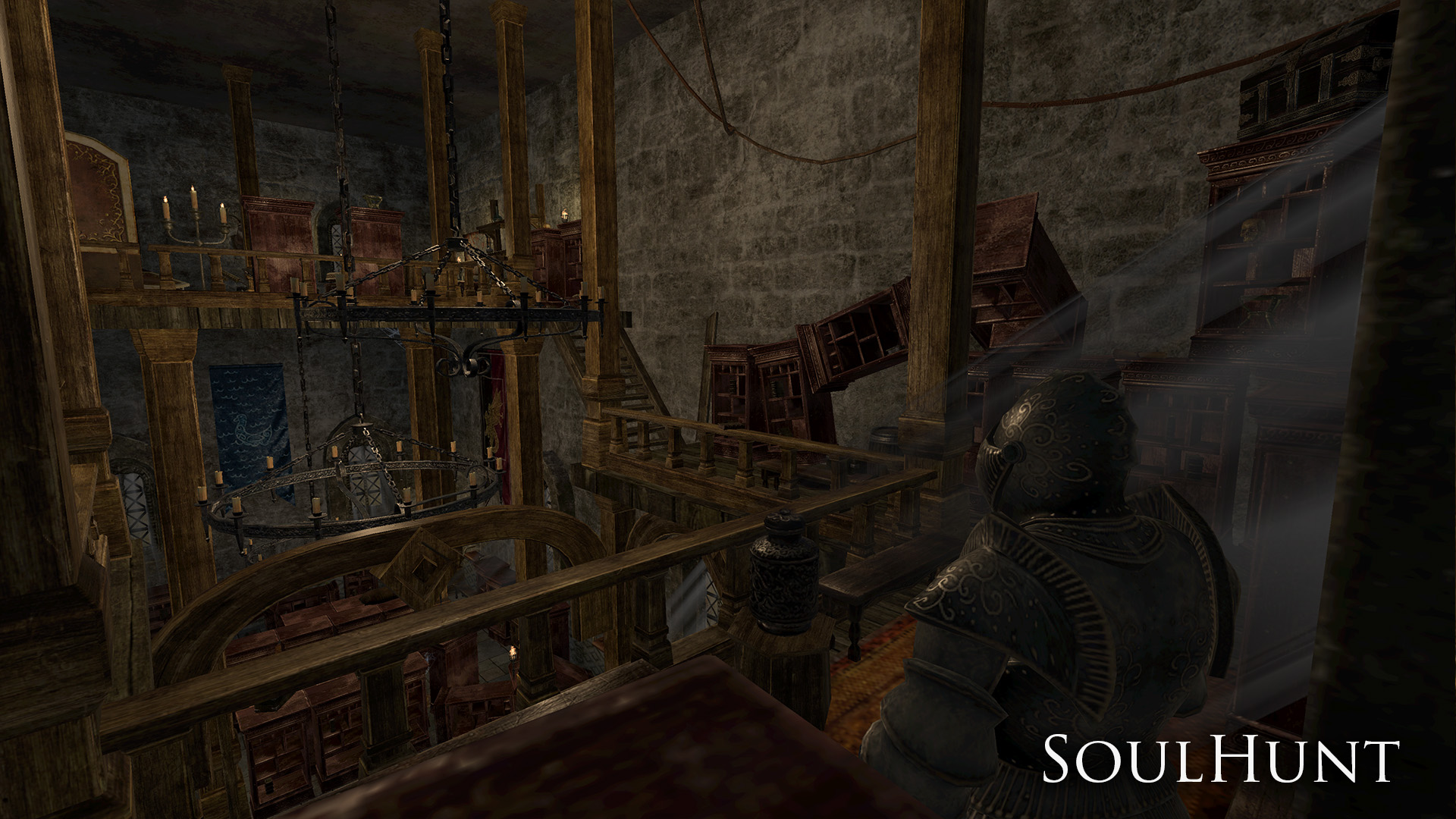 SoulHunt Out Now On Steam!
